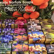 Norfolk Soaps £3.00
