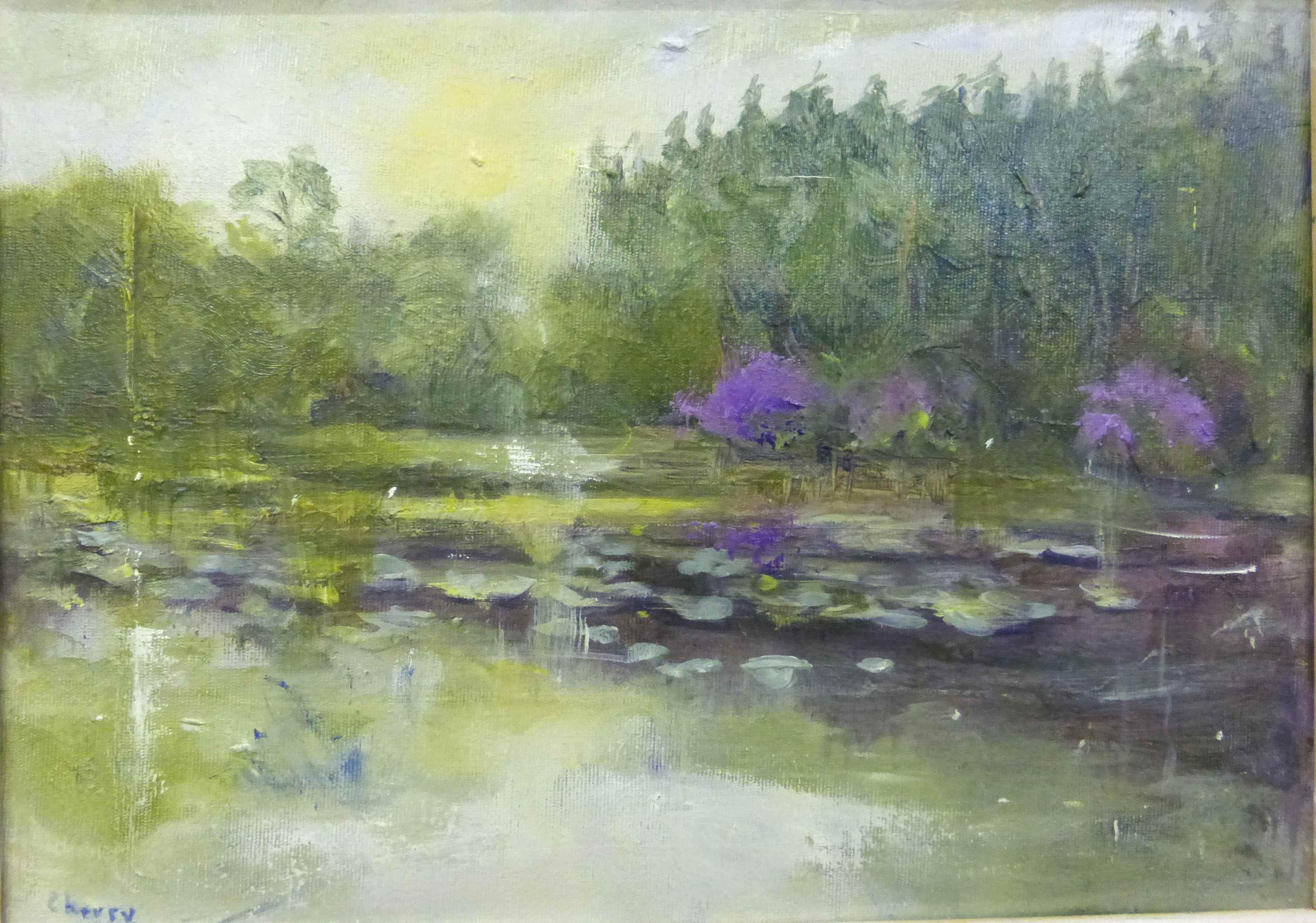 Pond Lillies MC