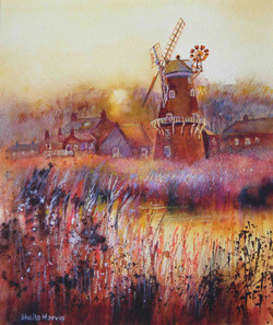 8 Cley Windmill