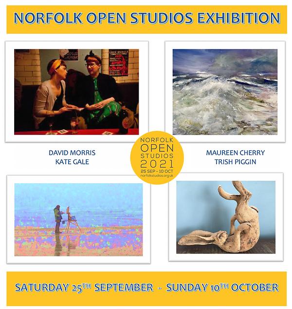 Norfolk Open Studios Exhibition