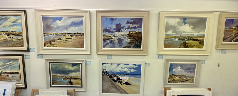 Paul Ferraby Exhibition