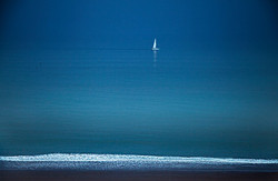 Sailing By David Morris