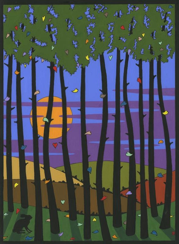 woodland autumn 2