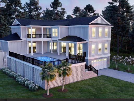 Design-Build Beach House