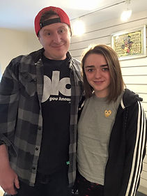 maisie williams, Wells, Somerset