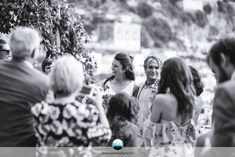Positano wedding