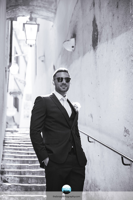 Cool groom