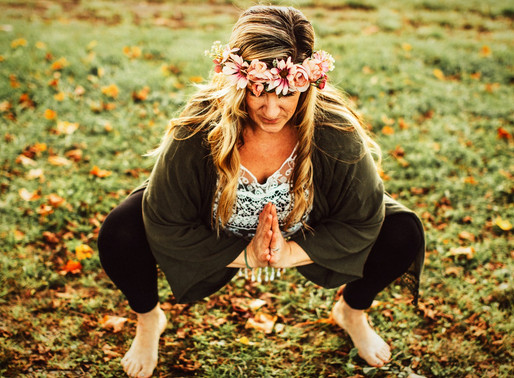 Healing thru yoga: Self-healing & Well-being article coming soon!
