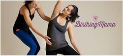 Birthing Mama Prenatal Yoga