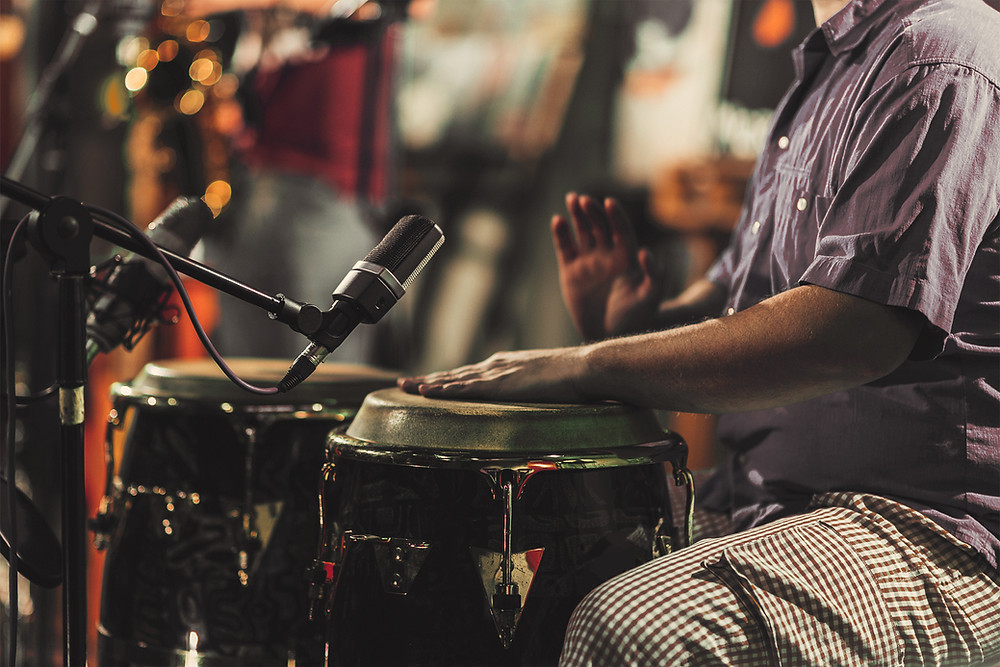 Gentle Haven Music, Web Design, Tribal Drums, Culture