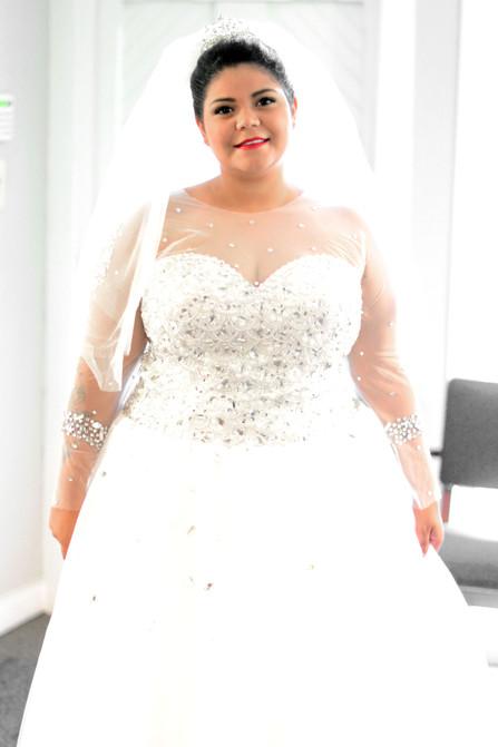 Angelica & Kenny  Wedding (1)