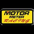 motor meter racing logo