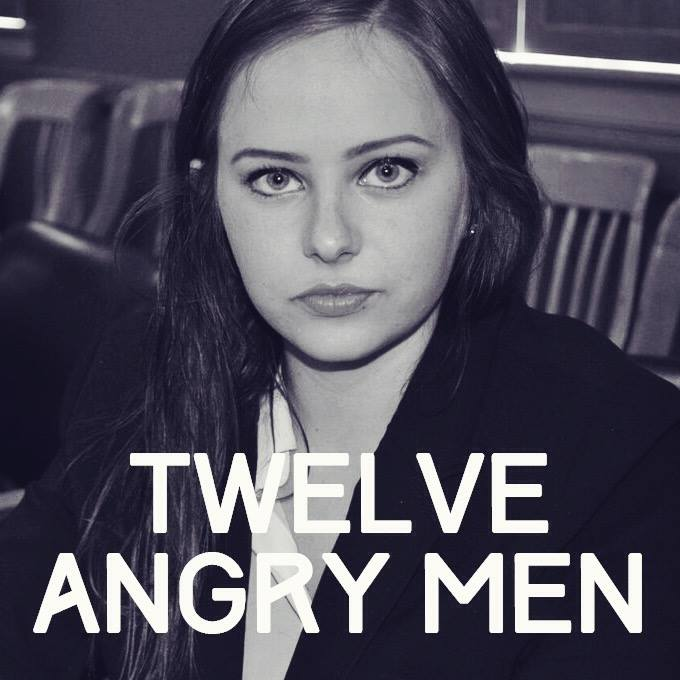 Twelve Angry Men publicity shot.