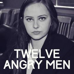 Twelve Angry Men publicity shot.