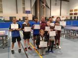 Junior Program completed last night