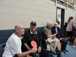 A few crowd/miscellaneous photos from Closed Championships