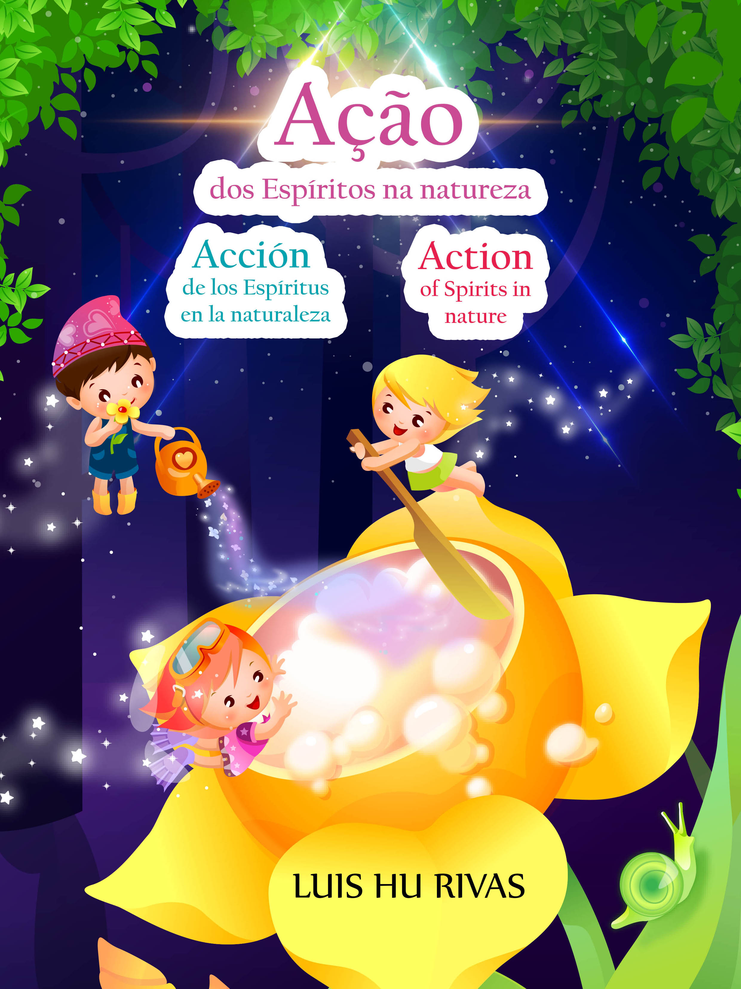 Kit 8 Ação dos Espíritos  R$ 49,90