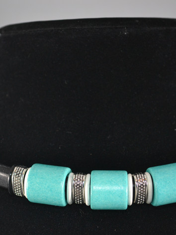 Beads of Color Choker