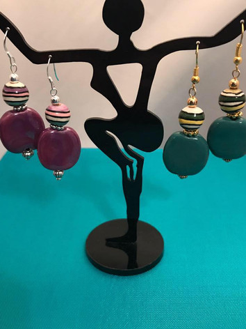 Kazuri Earrings