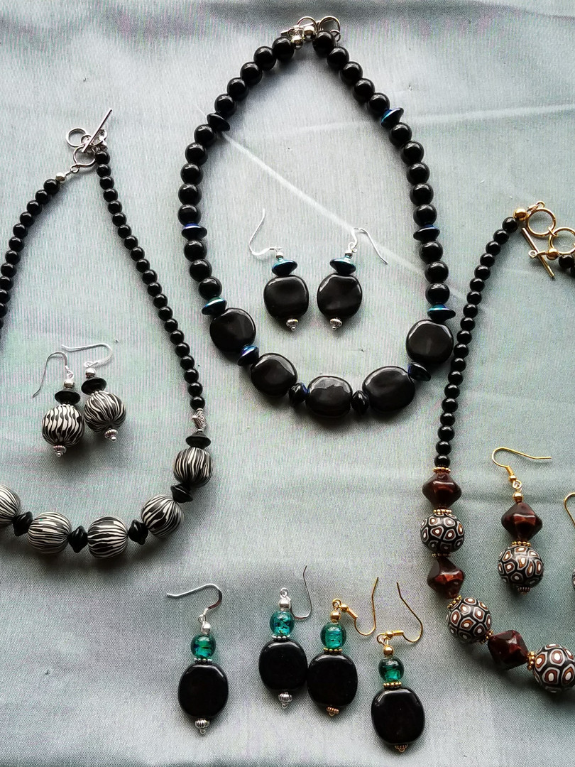 BLDesigned Necklaces and Earrings