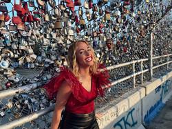 smile on lock