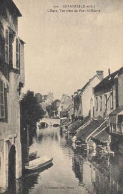du pont Saint Hilaire