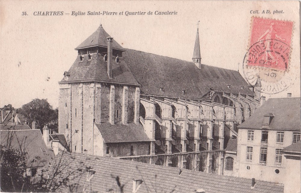 CARTE POSTALE SAINT PIERRE