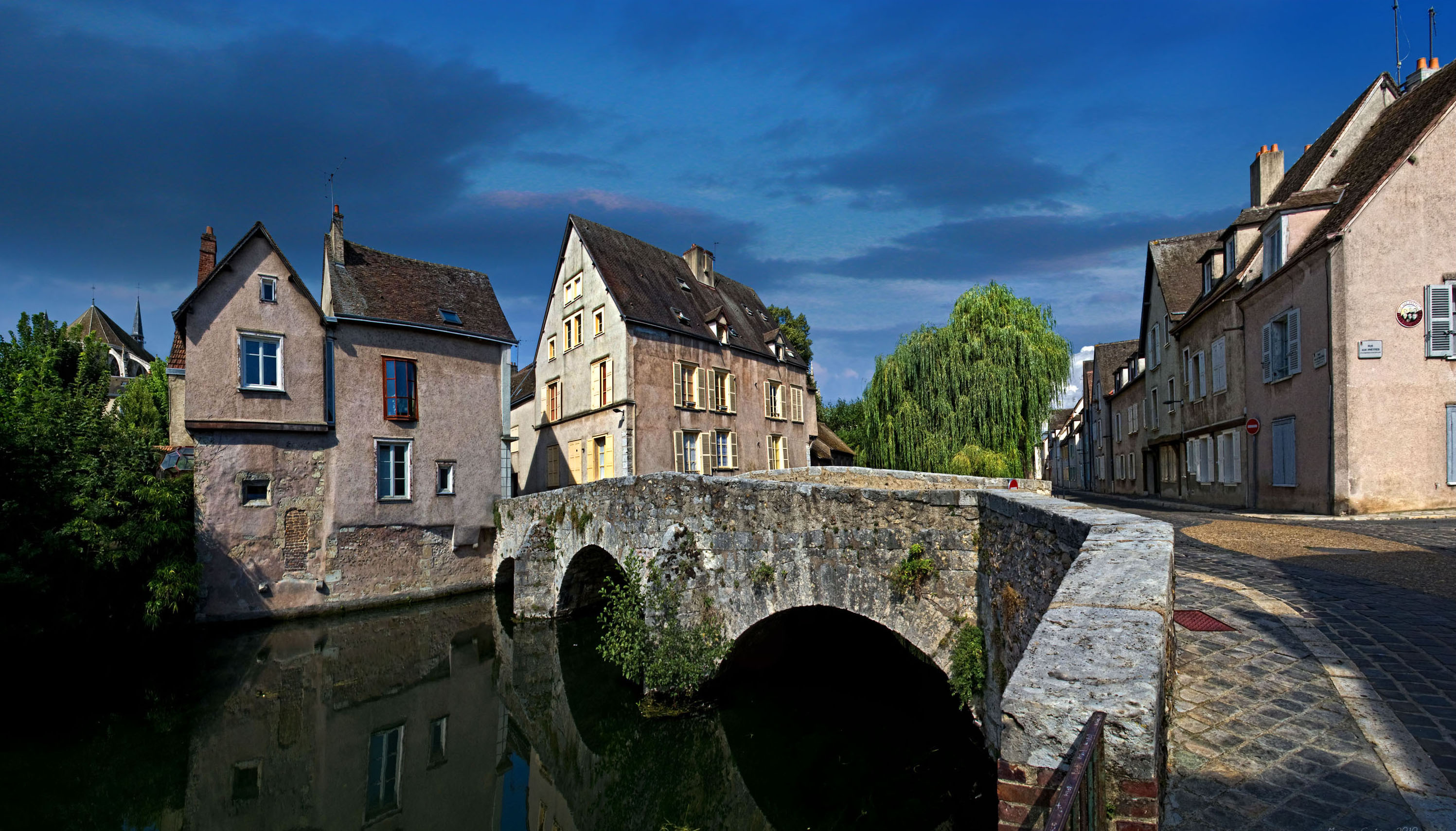 Pont St Hilaire