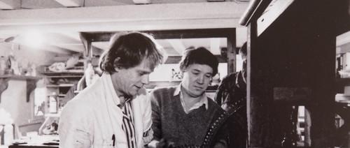 Jean Plichart et Alain Péanne