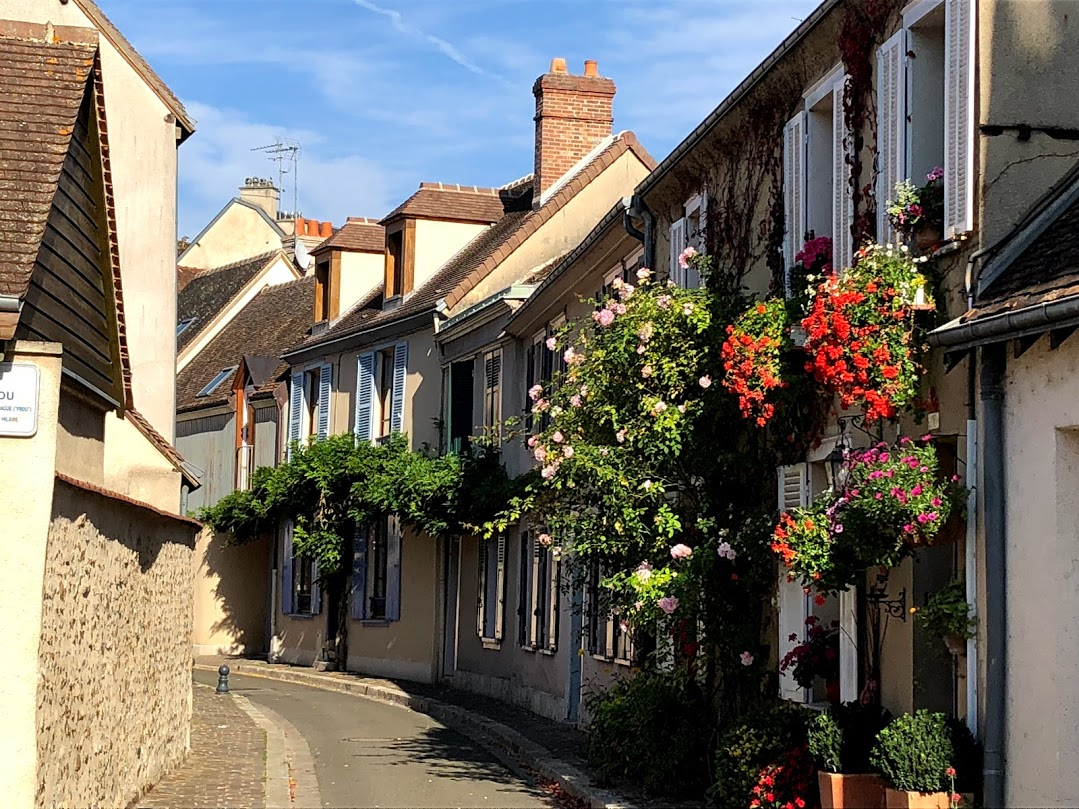 rue de La Genouillère