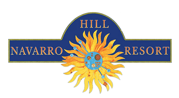 Logo Navarro Hill Resort