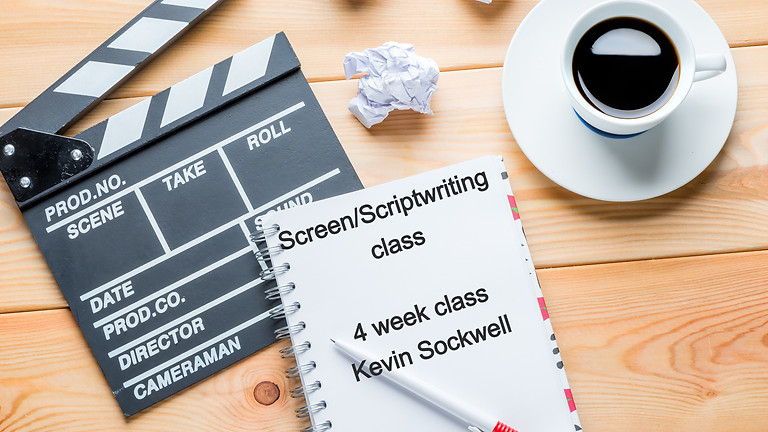 Creative Screen/Scriptwriting - Fall Class
