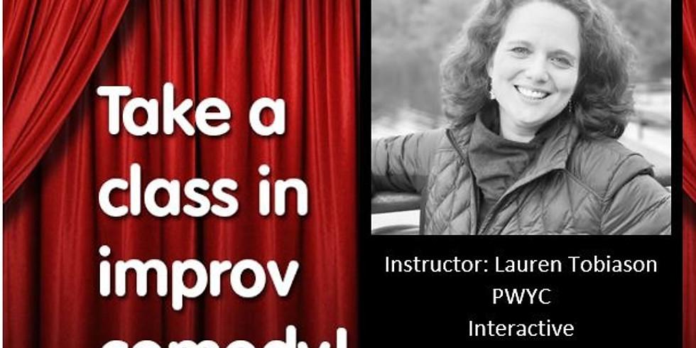The Joy of Improv