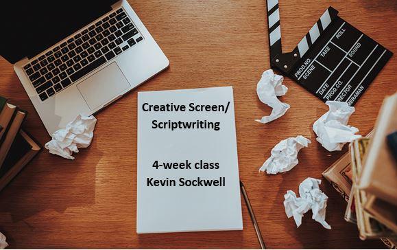 Creative Screen/scriptwriting-Fall class