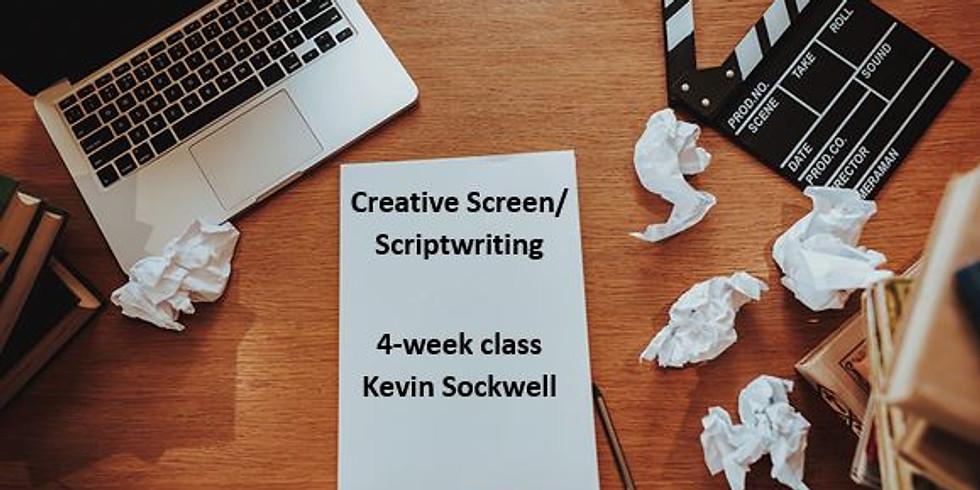 Creative Screen/Scriptwriting