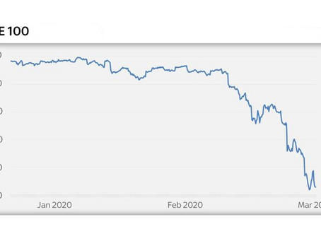 Stock market Crash - the detail that'll calm investors.