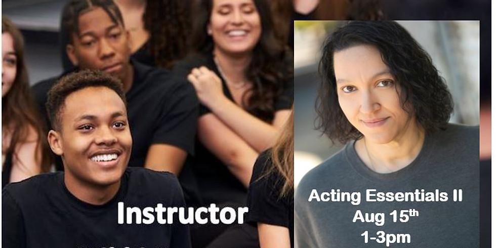 Acting Essentials II