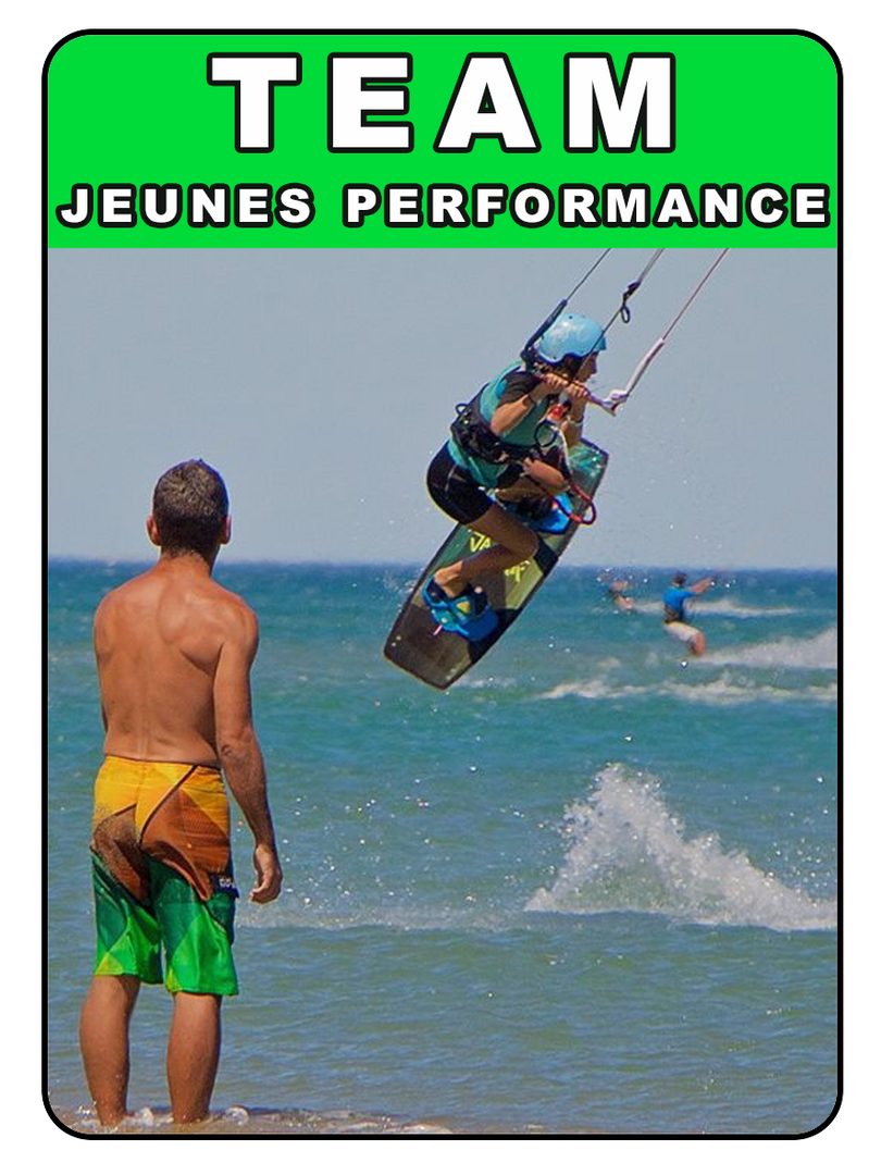 TEAM JEUNES PERFORMANCE