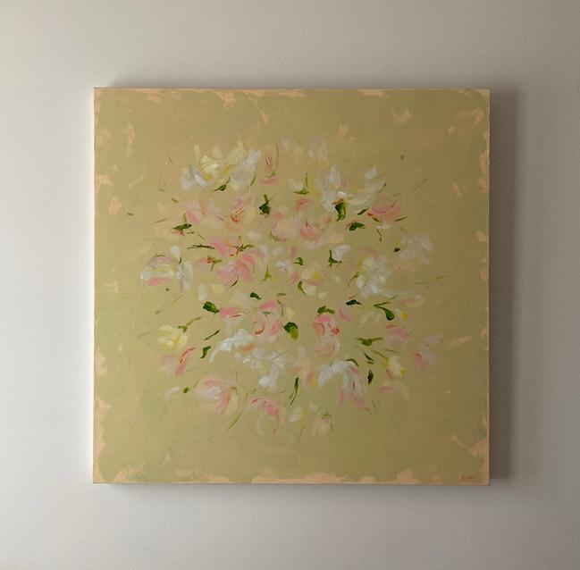 "36"" x 36"" | oil on canvas"