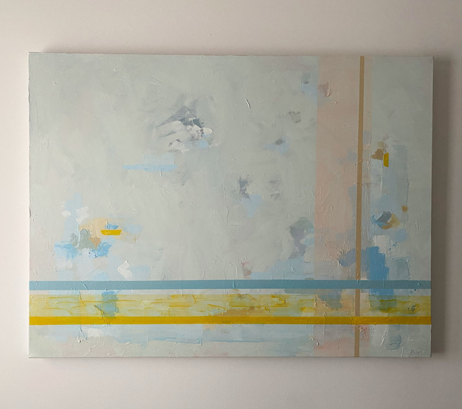 "36"" x 48"" | oil on canvas"