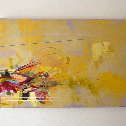 "24"" x 36""   oil on canvas"