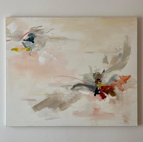"30"" x 36""   oil on canvas"