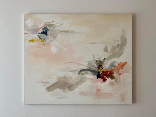 "30"" x 36"" | oil on canvas"
