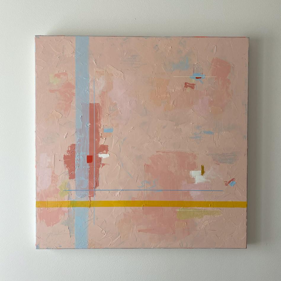 "30"" x 30"" | oil on canvas"