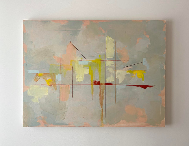 "30"" x 40"" | oil on canvas"