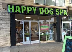 Spa Storefront