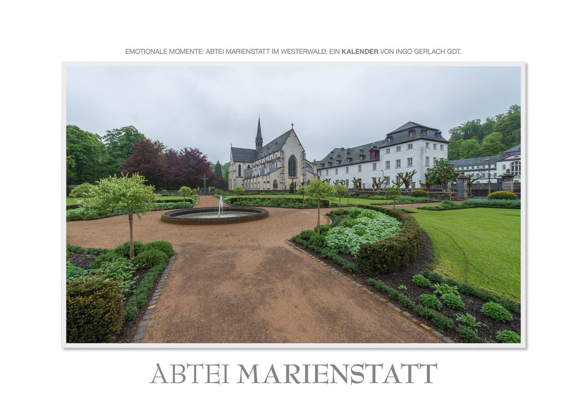 Kalender Abtei Marienstatt