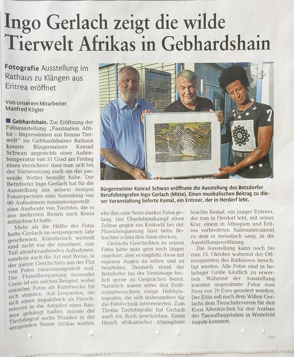 Rhei-Zeitung vom 29.8.16