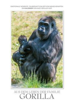 Kalender Gorilla