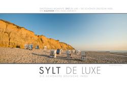 Kalender SYLT de Luxe